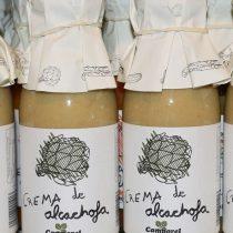 Crema de alcachofa Camporel