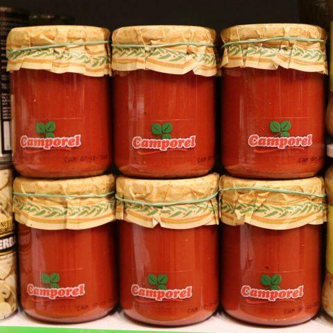 Tomate casero Camporel