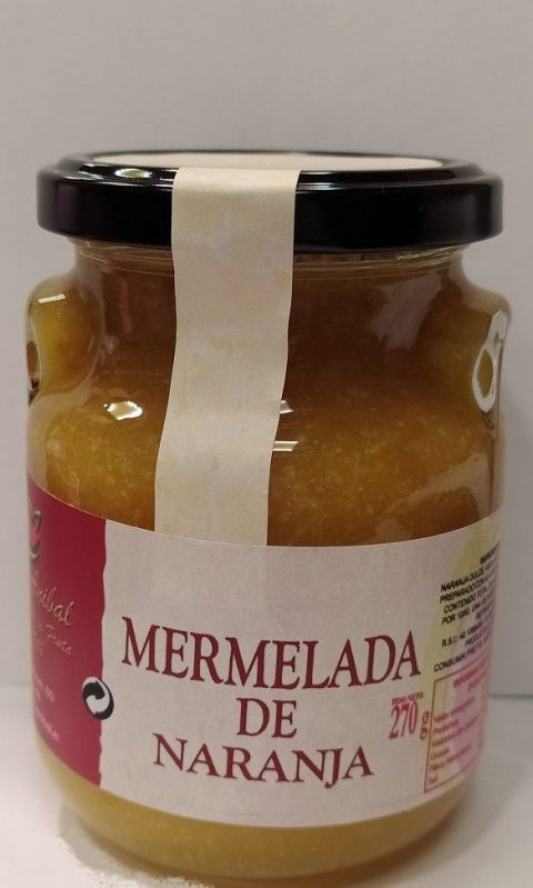 Mermelada de Naranja 270 grs
