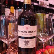 Ramon bilbao 2019 Vino tinto verdejo