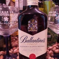 ballantines whisky escoces