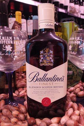 ballantines whisky escoces