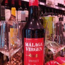 Vino dulce Málaga virgen pedro ximenez