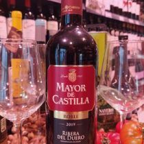 Mayor de castilla vino tinto