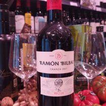 Vino tinto Ramón bilbao 2017